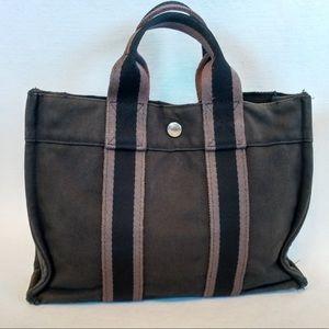 Hermès Mini Cloth Bag Fool toe